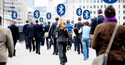 Bluetooth/Beacon Marketing