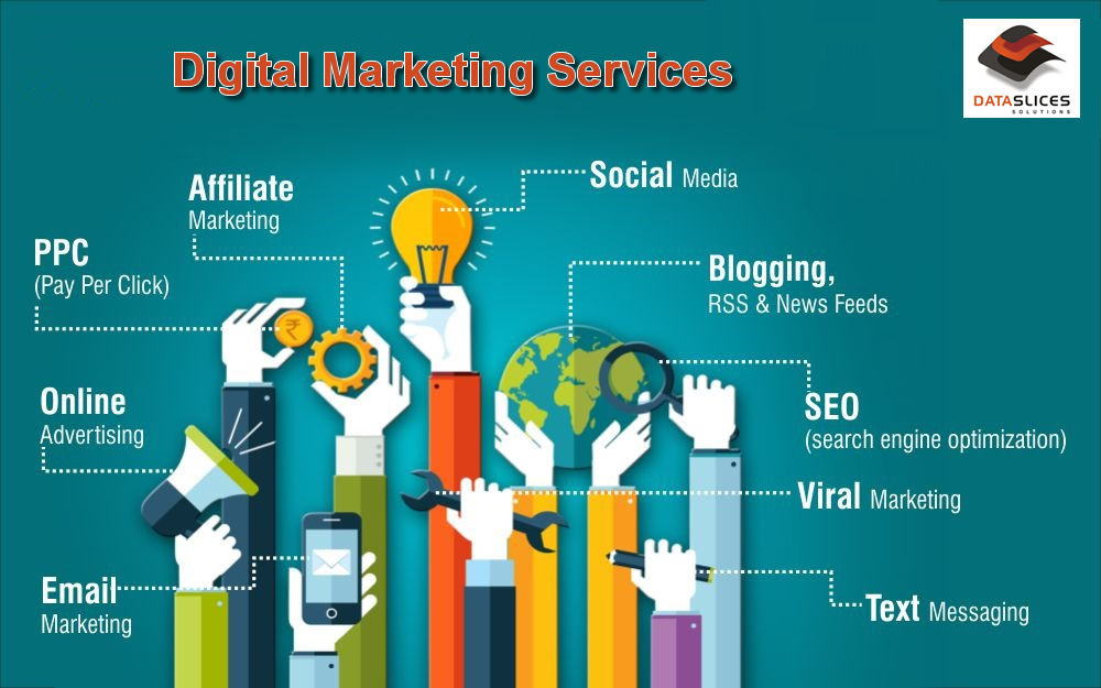 Dataslices is a Digital Media Marketing Firm Based in Dubai, UAE